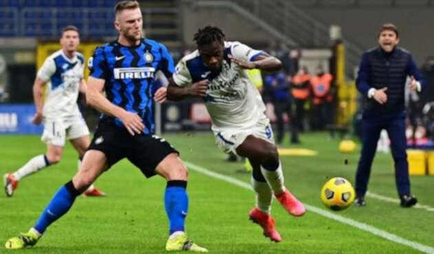 Inter de Milán Vs. Atalanta - Serie A