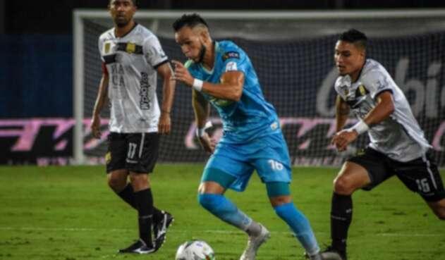 Jaguares Vs. Águilas Doradas - Liga BetPlay