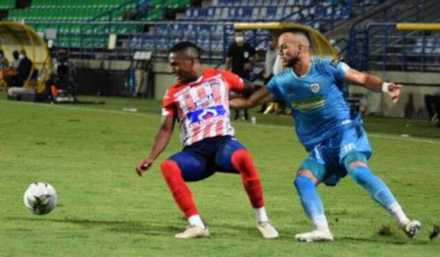 Jaguares Vs. Junior - Liga BetPlay