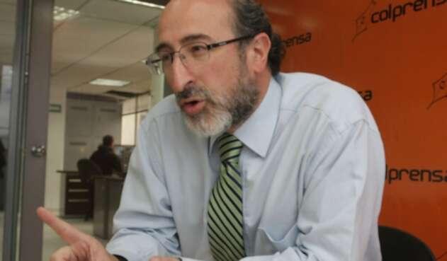 Juan Lozano, exdirector de Noticias RCN