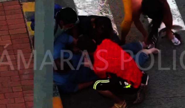 Ladrones en Bucaramanga