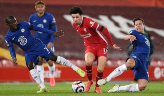 Liverpool Vs. Chelsea - Premier League