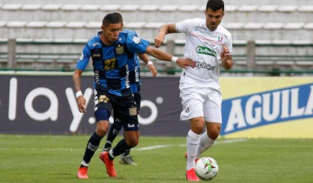 Once Caldas vs Boyacá Chicó, 2021