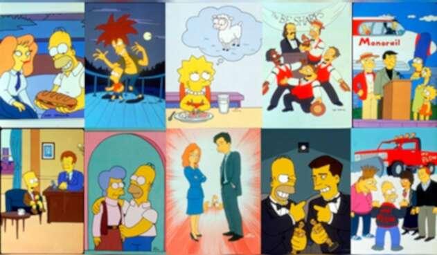 Los Simpson, episodios viejos