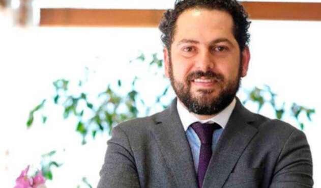 Lucas Gómez, Gerente de Fronteras en Presidencia de la República de Colombia