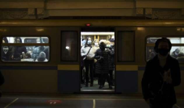 Metro de Rusia