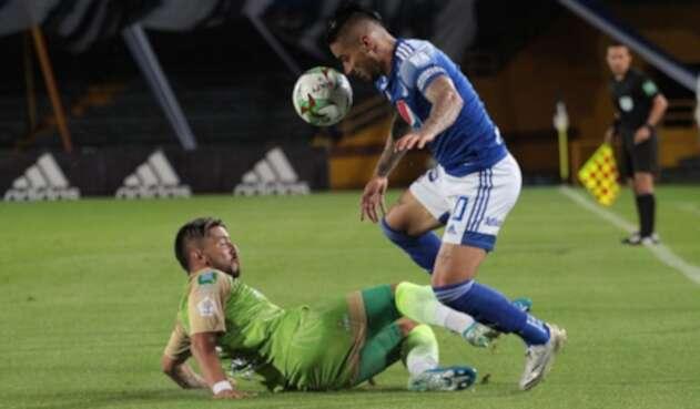 Millonarios Vs. Jaguares - Liga BetPlay