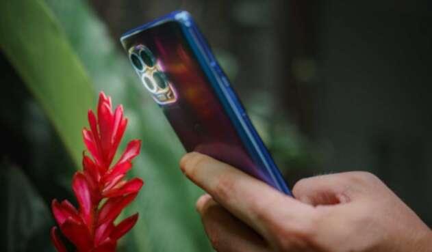 Moto g100, nuevo smartphone de Motorola