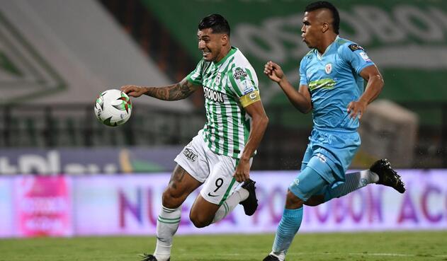 Atlético Nacional Vs. Jaguares - Liga BetPlay