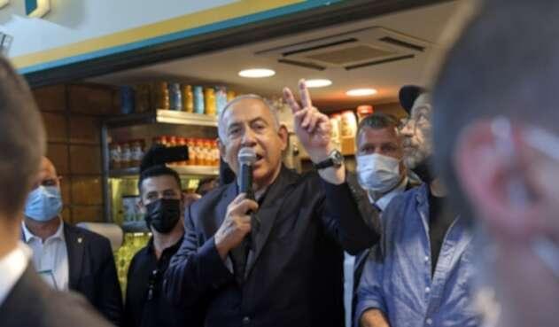 Benjamín Netanyahu pide a las personas salir a votar en elecciones de Israel