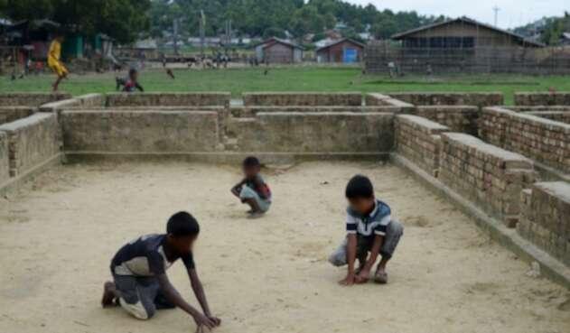 Niños están siendo víctimas de la represión en Birmania