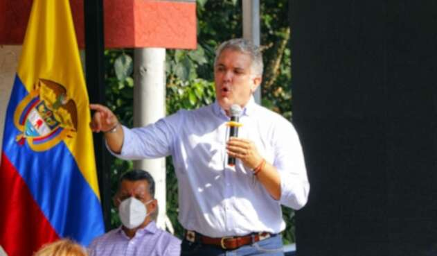 Presidente Duque en Ibagué 2021