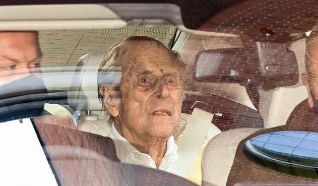 Príncipe Felipe, esposo de la Reina Isabel, cumple 100 años en junio.