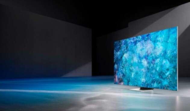 La tecnología Neo QLED permite tener varias imágenes en un tv
