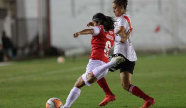 Santa Fe femenino Vs. River Plate femenino - Copa Libertadores femenina