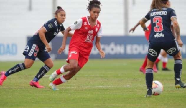 Santa Fe Vs. Universidad de Chile - Copa Libertadores femenina