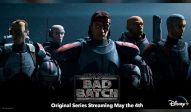Star Wars: The Bad Batch, nueva serie de Disney+