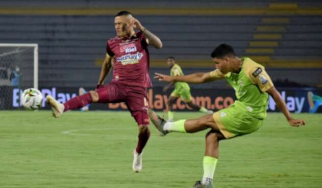 Tolima Vs. Jaguares - Liga BetPlay