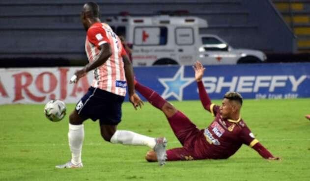 Tolima Vs. Junior - Liga BetPlay