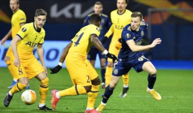 Tottenham Vs. Dinamo Zagreb - Europa League