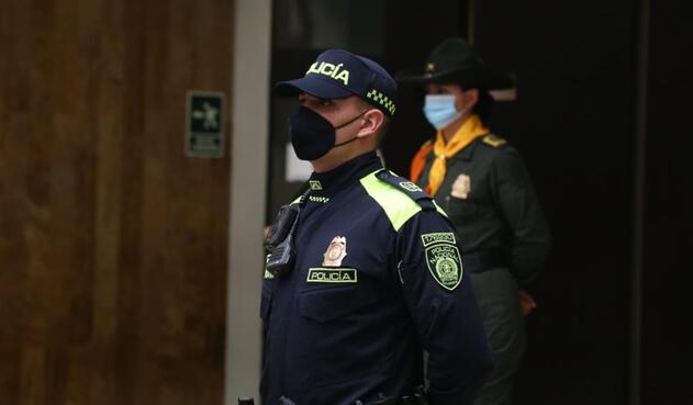 Nuevo uniforme de la Policía en Colombia