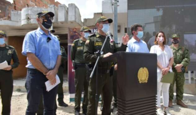 ICBF confirmó que durante la captura de la mamá de Sara Sofía, fueron rescatados cuatro menores