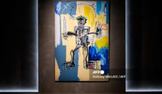 Cuadro Jean-Michel Basquiat