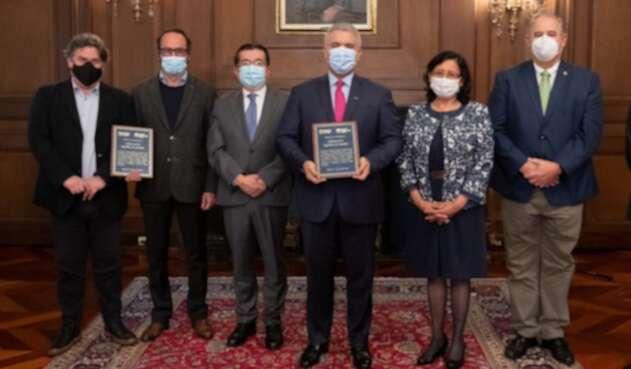Programa de la Presidencia de la República 'Prevención y Acción' recibe nuevo reconocimiento