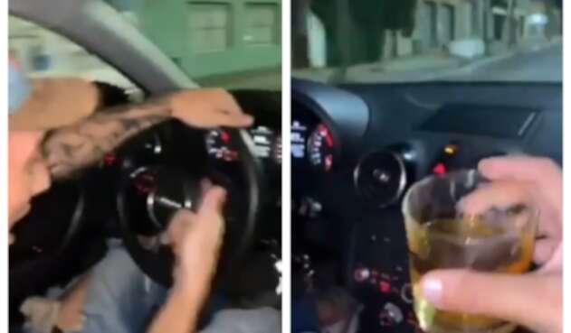 Accidente de tránsito en Argentina