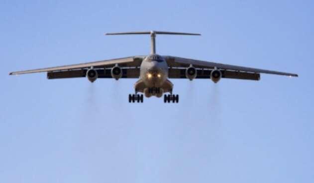 Incursión aérea de aeronave rusa