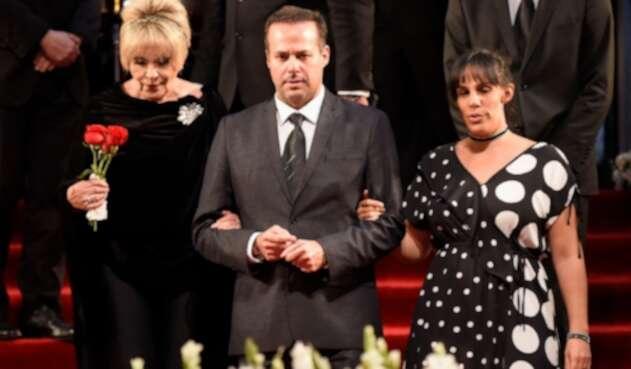 Anel Noreña, exesposa de José José y madre de sus hijos Marysol Sosa y José Joel.