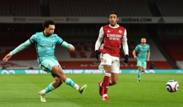 Arsenal Vs. Liverpool - Premier League