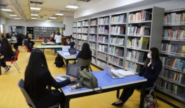 Biblioteca inclusiva del SENA