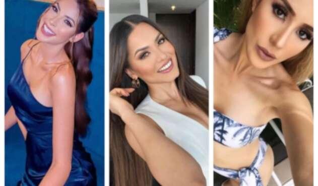 Candidatas de Miss Universo 2020 - 2021