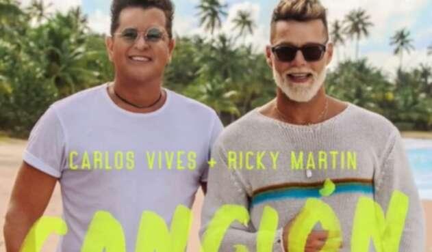 Carlos Vives - Ricky Martín
