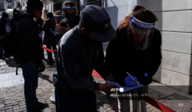 Retiro de pensiones en Chile