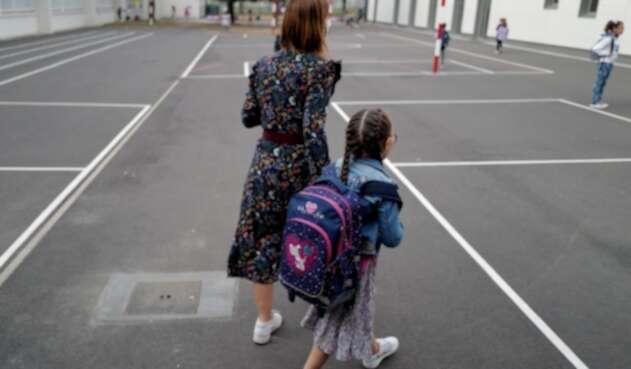 Reapertura de colegios ha sido intermitente por pandemia