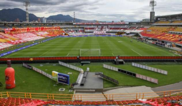 Estadio El Campín, Liga Betplay