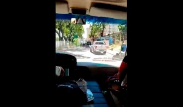 Conductor venezolano habla al FBC Melgar