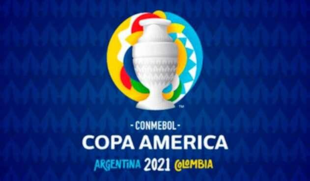 Logo de la Copa América 2021