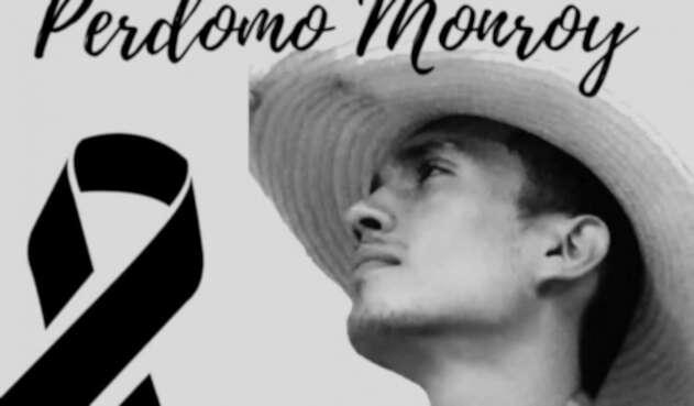Juan Diego Perdomo Monroy