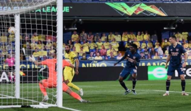 Villarreal Vs. Arsenal - Europa League