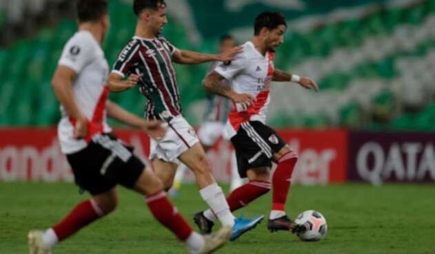 Fluminense Vs. River Plate - Copa Libertadores