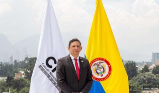 Magistrado Renato Contreras