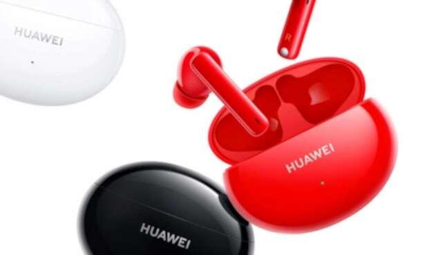 FreeBuds 4i, auriculares inalámbricos de Huawei