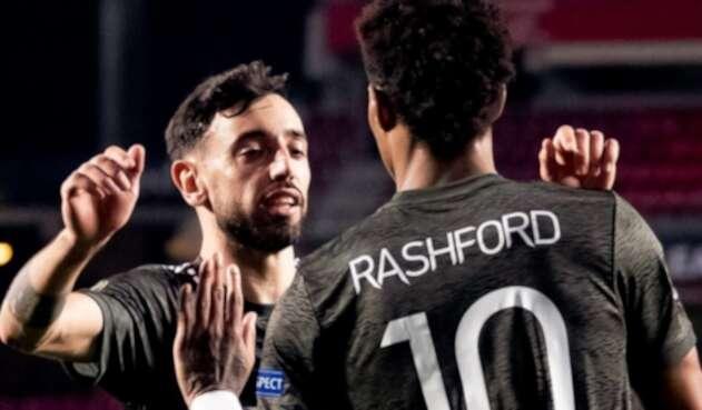 Granada Vs. Manchester United - Europa League
