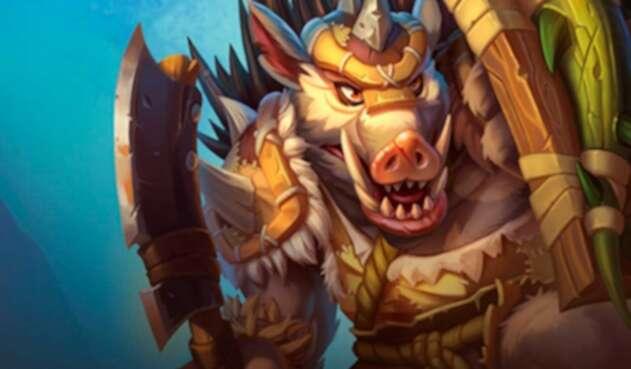 Heartstone, juego de cartas de Blizzard