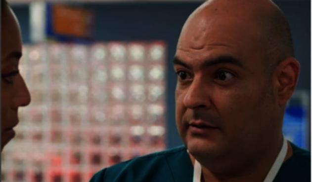 Héctor de 'Enfermeras'