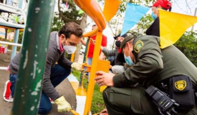 Luis Ernesto Gómez / Inseguridad en Bogotá
