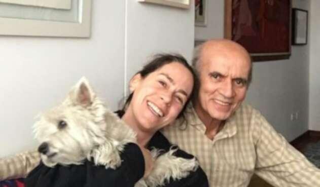 Jairo Camargo y Patricia Tamayo son esposos